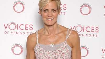 Olympic swimmer, Dara Torres, recently attended an event