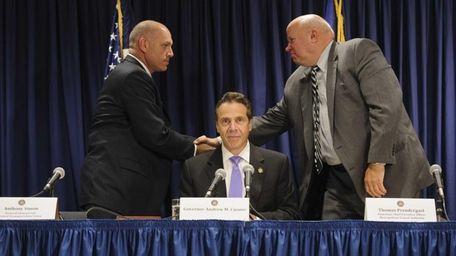 Lead Long Island Rail Road union negotiator Anthony
