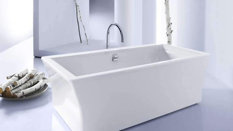 Square Free Standing Tub Shapeyourminds Com