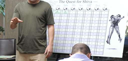 "Actor Stephen Rannazzisi in a scene from ""The"