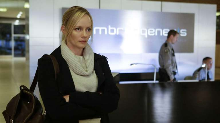 Marley Shelton stars in the new drama series