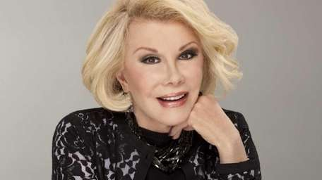Joan Rivers comes to Book Revue in Huntington
