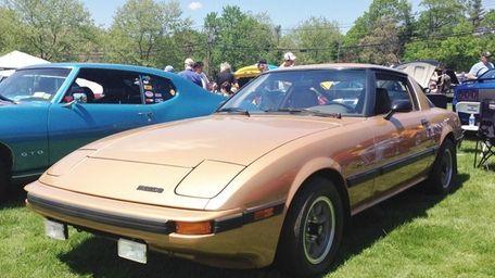 This 1981 Mazda RX-7 owned by John Van