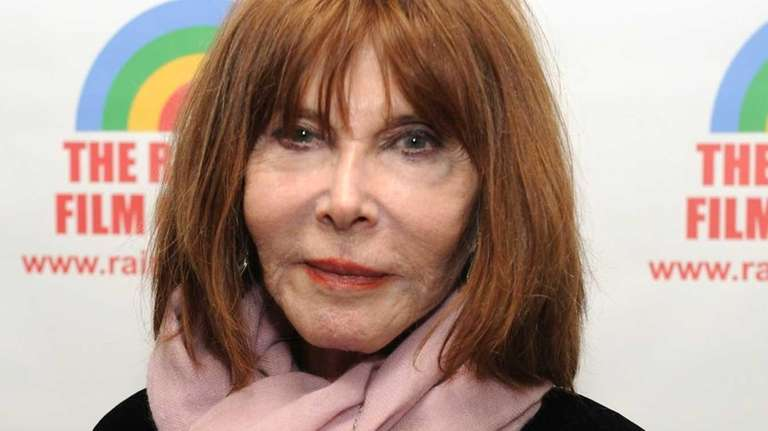 Lee Grant attends the NYC premiere of Henry