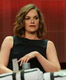 British actress Ruth Wilson, who will star in