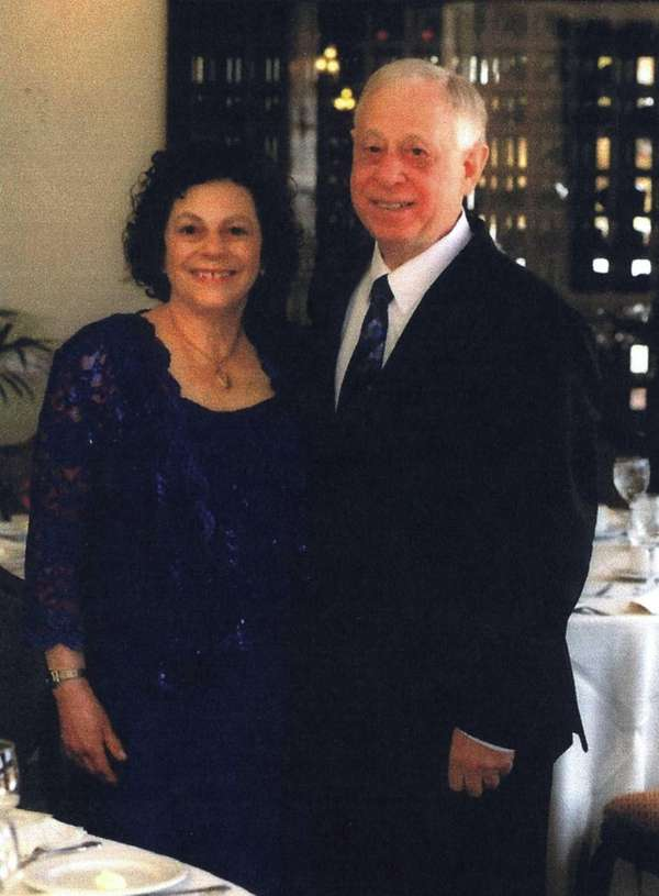 Ada and Ed Lieberman of Commack celebrated their