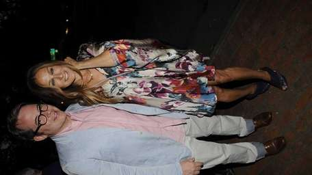 Matthew Broderick and wife Sarah Jessica Parker attend