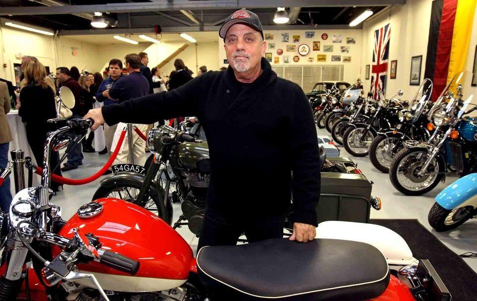 Joel's bike shop -- 20th Century Cycles in