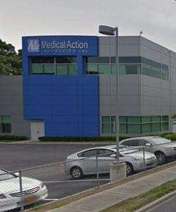Brentwood-based medical supply company Medical Action Industries in