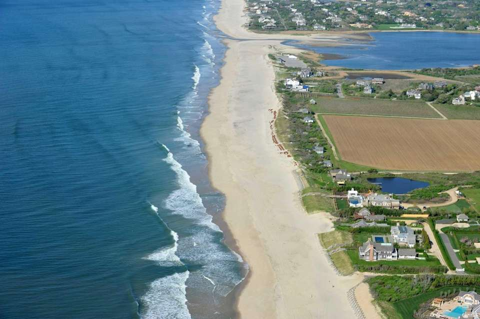 Joel owns homes in Centre Island, Sag Harbor,