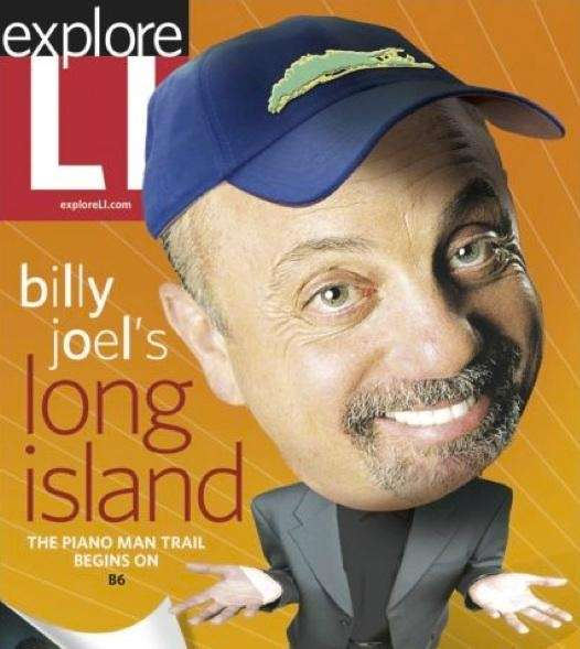 Newsday.com readers voted Billy Joel