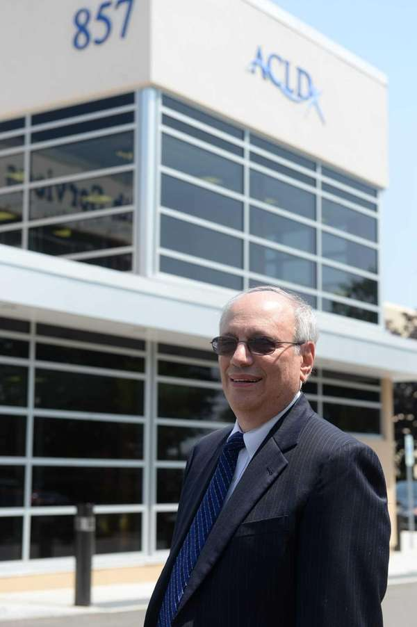 Robert Goldsmith, executive director of ACLD, on July