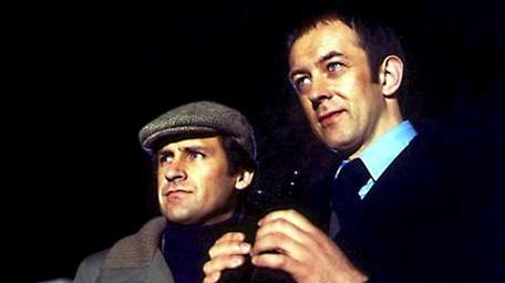 Willie Caine, played by Ray Lonnen, and Neil