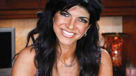 """Real Housewives of New Jersey"" star Teresa Giudice."