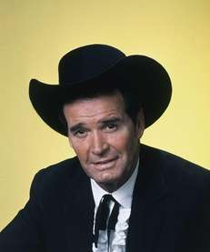 James Garner, in character, on April 7, 1982.