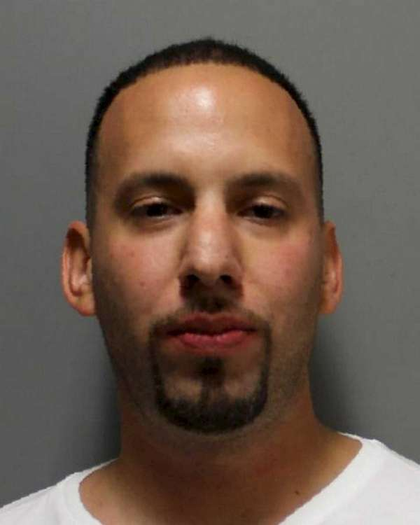 Jovany Vargas, 33, of Brooklyn, was charged with