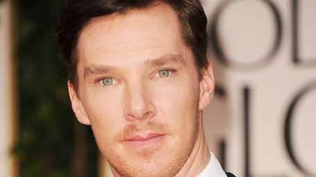 Actor Benedict Cumberbatch has been nominated for an