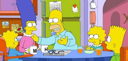 """The Simpsons"" patriarch Homer explains why he wants"