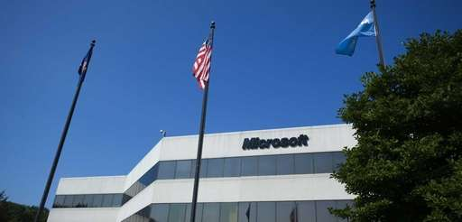 Microsoft located at 2929 Express Drive North, Hauppauge