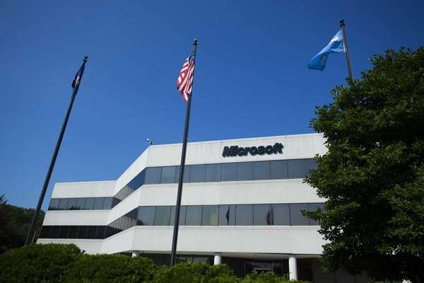 Microsoft told New York State it will lay