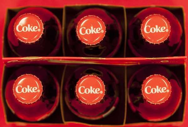 Atlanta-based Coca-Cola said Tuesday, July 22, 2014, that