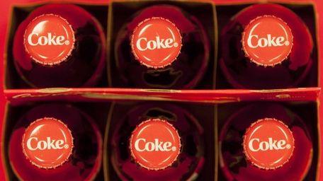 Atlanta-based Coca-Cola said Tuesday, July 22, 2014, that