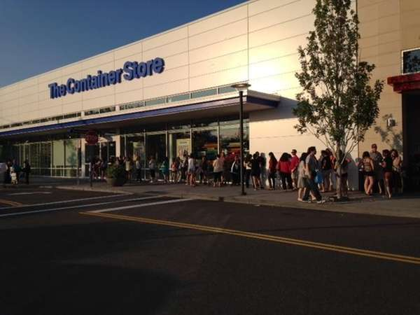 The College Savings Event at the Container Store