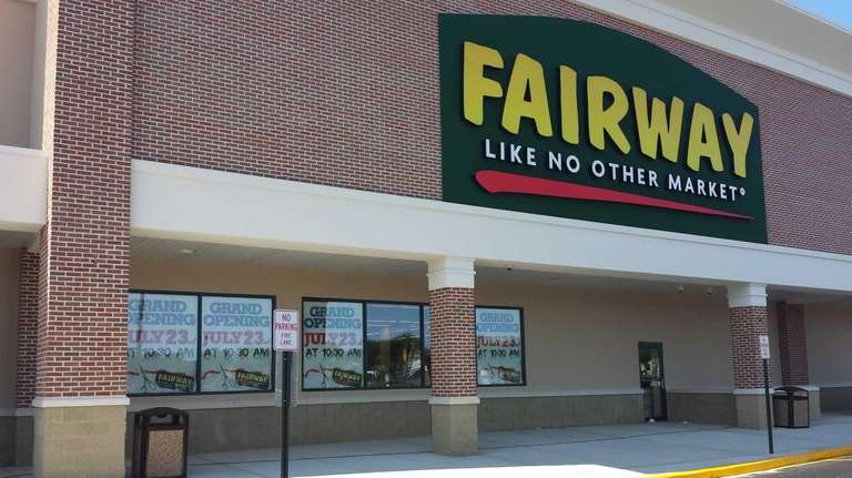 Fairway Market opens a new store in Lake