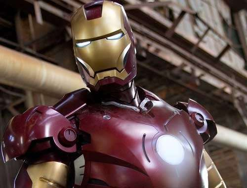 Robert Downey Jr. is industrialist and engineer Tony