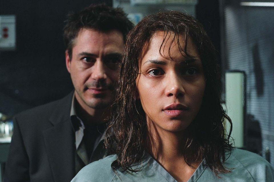 Robert Downey Jr. stars opposite Halle Berry in