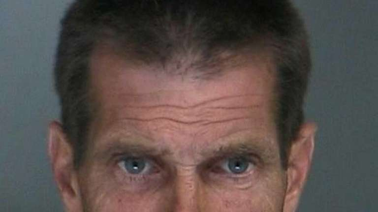 Robert Edlund, of Rocky Point, was arrested, charged