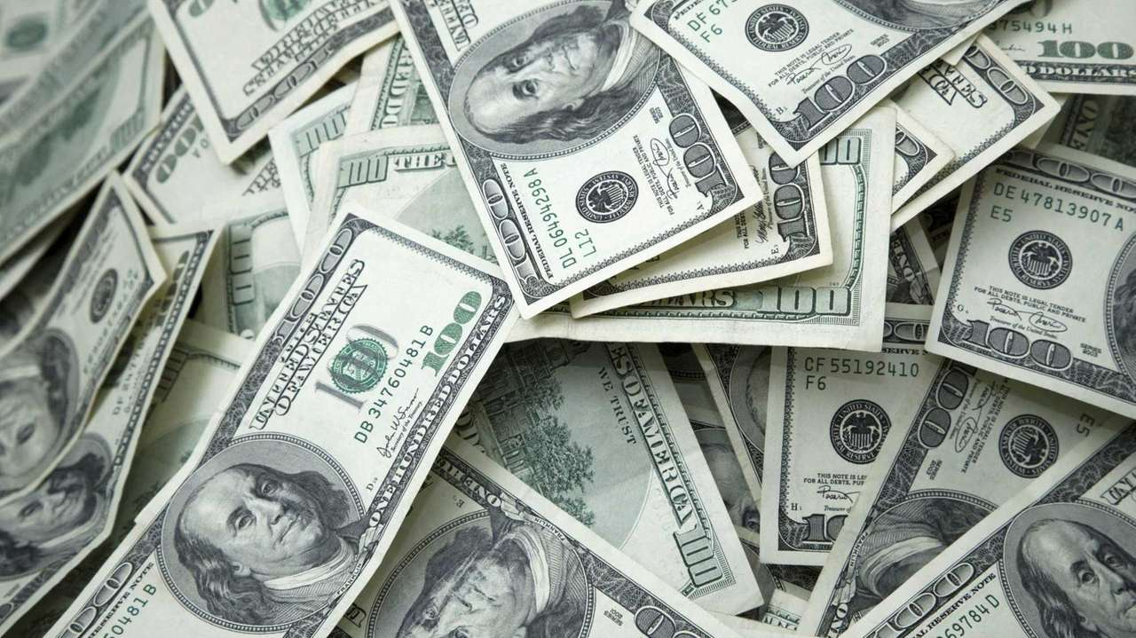 One in 25 New Yorkers is a millionaire,