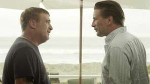 Billy Baldwin, left, and Daniel Baldwin star in