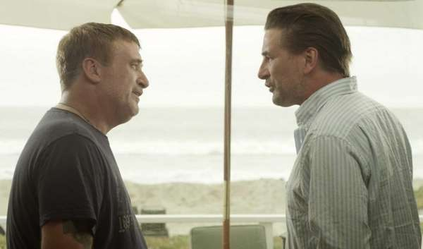 Daniel Baldwin, left, and Billy Baldwin star in