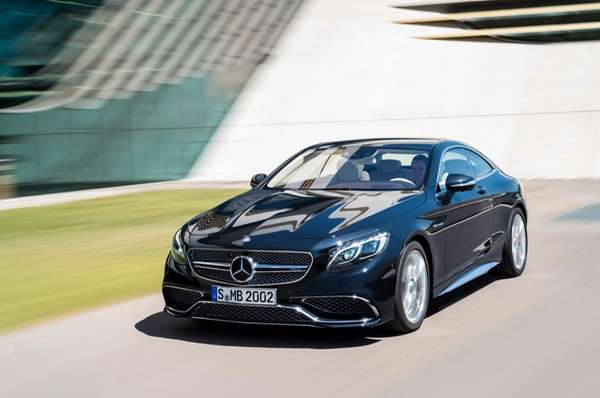 S-Class sedan sales drive Mercedes-Benz 2Q profit