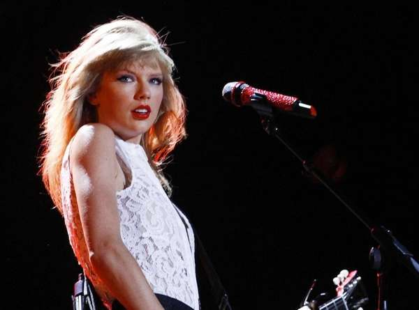 Taylor Swift is part of the 2014 lineup