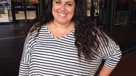 Stephanie Coiro, 26, of West Islip, was the