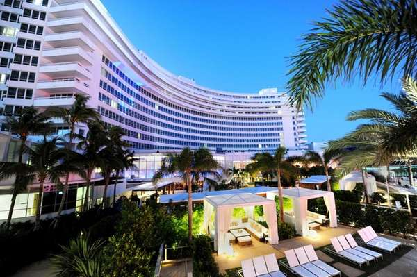 The Fontainebleau Miami Beach is offering up to