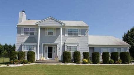 This house at 7 Manorage Rd., Manorville, is