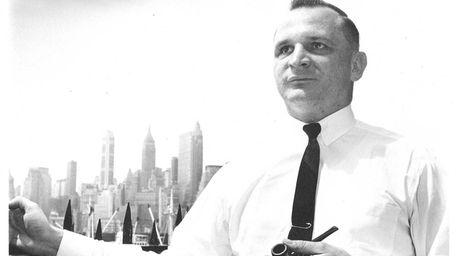 Robert Smithdas, head of Helen Keller center Robert