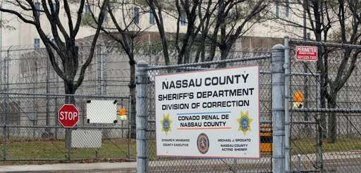 The Nassau County Correctional Facility on Carman Avenue
