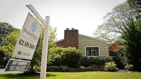 A home for sale on July 23, 2014,