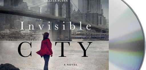 "The audio edition of ""Invisible City"" by Julia"