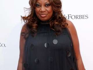 TV personality Star Jones is this year's