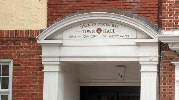 Oyster Bay Town Hall East.