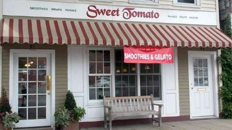 Sweet Tomato in Oyster Bay.