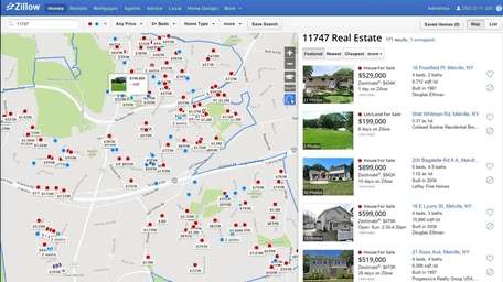 Zillow is reportedly looking to acquire rival Trulia.