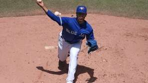 Marcus Stroman of the Toronto Blue Jays
