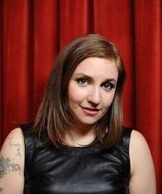 Comedic triple threat Lena Dunham is the creator,