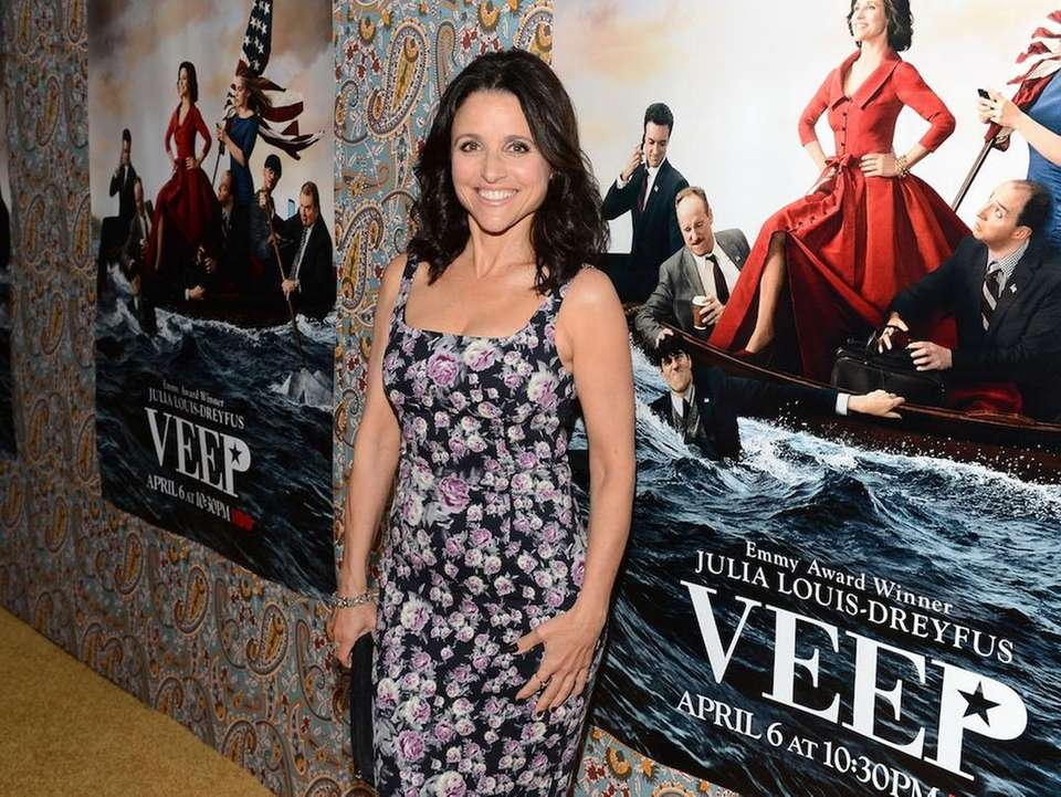Julia Louis-Dreyfus is known for her work on